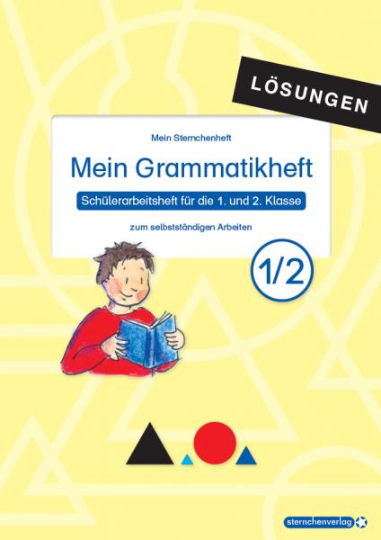Mein Grammatikheft 1/2 - digitales Lösungsheft