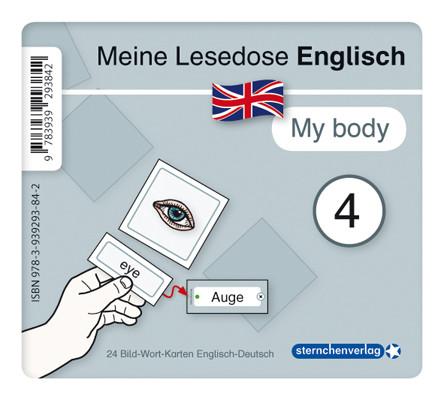 """Meine Lesedose Englisch 4 - """"My body"""""""