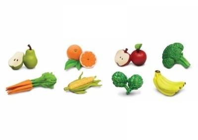 Obst und Gemüse - Meine Sammlung