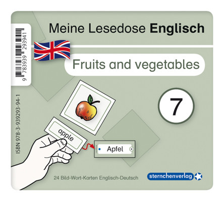 "Meine Lesedose Englisch 7 - ""Fruits and vegetables"""