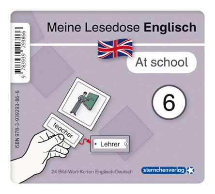"""Meine Lesedose Englisch 6 - """"At school"""""""