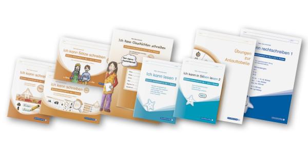 Lehrerprüfpaket 1 - Deutsch: 1. und 2. Klasse