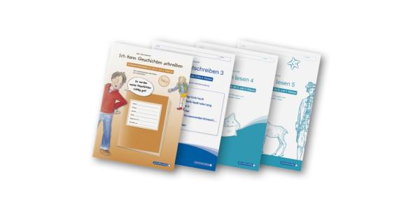 Lehrerprüfpaket 3 - Deutsch: 2. bis 4. Klasse