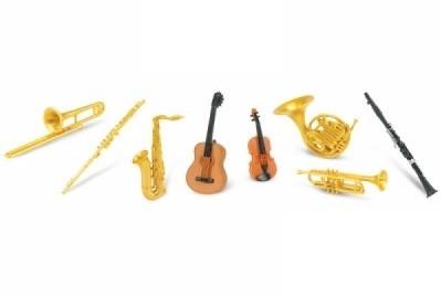 Musikinstrumente - Meine Sammlung
